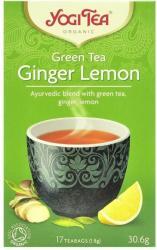 Ceai Bio VERDE GHIMBIR LĂMÂIE Yogi Tea