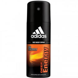 Adidas Deep Energy (Deo spray) 150ml