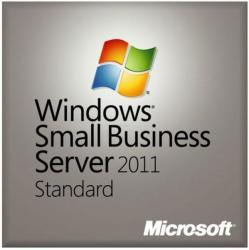 Microsoft Windows Small Business Server 2011 Standard 64bit ENG (5 CLT) 6UA-03599