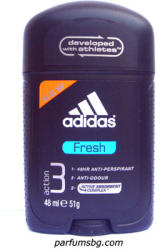 Adidas Action 3 Fresh for Men (Deo stick) 48ml/51g