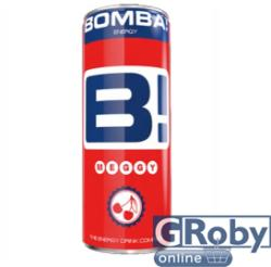 Bomba! Cherry Meggy 250ml