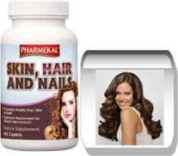 Pharmekal Skin Hair & Nails 60db