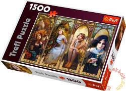 Trefl Fantázia kollázs 1500 db-os (26116)