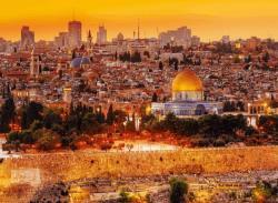 Trefl Jeruzsálem 3000 db-os (33032)