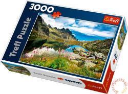 Trefl Starolesnianske tó Tátra 3000 db-os (33031)