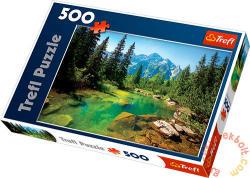 Trefl Kilátás a Tátrában 500 db-os (37117)