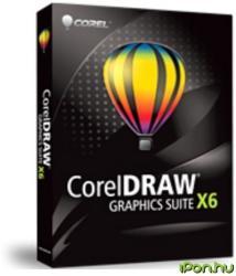 Corel CorelDRAW Graphics Suite X6 ENG 7-35163-13427-8