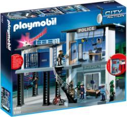 Playmobil Rendőrség riasztó rendszerrel (5182)