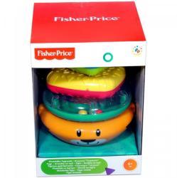 Fisher-Price Tigrises Gyűrűpiramis (W3112)