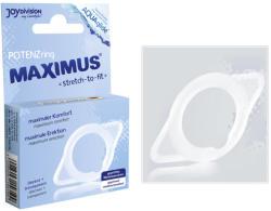 Maximus potenciagyűrű áttetsző