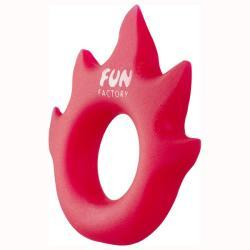 Fun Factory Flame péniszgyűrű piros