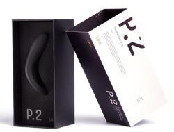 Laid P.2 péniszgyűrű 47 mm fekete