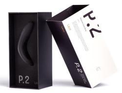 Laid P.2 péniszgyűrű 51,5 mm fekete