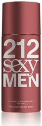 Carolina Herrera 212 Sexy Men (Deo spray) 150ml