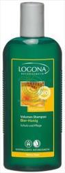 LOGONA Méz-sör dúsító sampon 250ml
