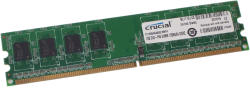 Crucial 1GB DDR2 800MHz CT12864AA800