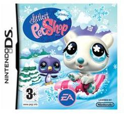 Electronic Arts Littlest Pet Shop Winter (Nintendo DS)