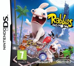 Ubisoft Rabbids: Go Home (Nintendo DS)