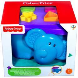 Fisher-Price Elefántos formaválogató