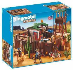 Playmobil Az amerikai katonák nagy erődje (5245)
