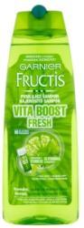 Garnier Fructis Citrus Mint Fresh sampon zsírosodásra hajlamos hajra 250ml