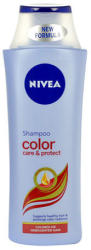 Nivea Color protect sampon a ragyogó színért makadámdió olajjal (Supports Healthy Hair And Prolongs Color Radiance) 250ml
