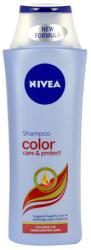 Nivea Color protect sampon a ragyogó színért makadámdió olajjal (Supports Healthy Hair And Prolongs Color Radiance) 250ml