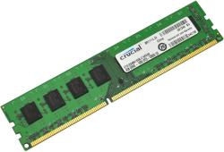 Crucial 4GB DDR3 1600MHz CT51264BA160B
