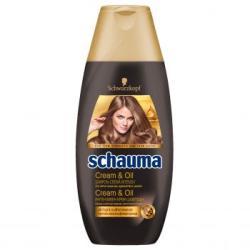 Schauma Krém és olaj sampon 250ml