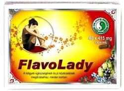 Dr. Chen FlavoLady kapszula 40db