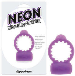 Neon Vibrating Cockring
