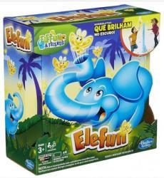 Hasbro Lepkefújó elefánt