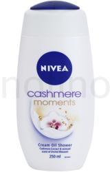 Nivea Cashmere Moments Tusfürdő 250ml