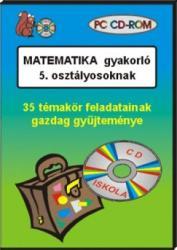 Matematika gyakorló 5 osztályosoknak