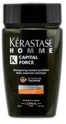 Kérastase Homme Capital Force sampon minden hajtípusra (Daily Treatment Shampoo Vita-Energising Effect) 250ml