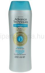 Avon Advance Techniques 360 Nourishment sampon minden hajtípusra (Shampoo with Moroccan Argan Oil) 250ml