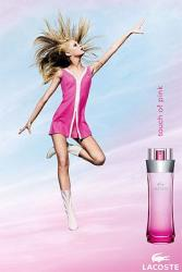 LACOSTE Touch Of Pink Női Tusfürdő 150ml