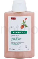 Klorane Grenade sampon festett hajra (Shampoo with Pomegranate) 200ml