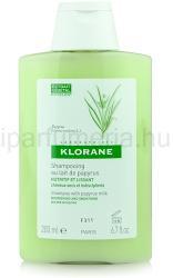 Klorane Papyrus sampon száraz és rakoncátlan hajra (Nourishing and Smoothing Shampoo) 200ml