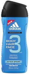 Adidas H&B 3 After Sport Férfi Tusfürdő 250ml