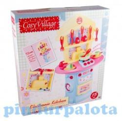 HTI Cosy Village konyhakészlet 72 cm