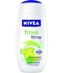 Nivea Free Time Tusfürdő 250ml
