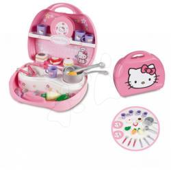 Smoby SM24472 Hello Kitty Utazó konyha