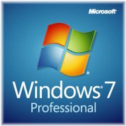 Microsoft Windows 7 Professional 64bit ENG FQC-00765