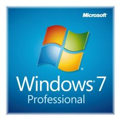 Microsoft Windows 7 Professional SP1 64bit ENG FQC-04649
