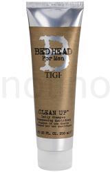 TIGI Bed Head B for Men sampon minden hajtípusra (Clean Up Daily Shampoo) 250ml