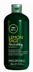 Paul Mitchell Tea Tree Lemon Sage Thickening Shampoo - Citromos, Zsályás Hajdúsító Sampon 300ml