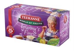TEEKANNE WOF Granny's Finest szilvás-fahéjas 20 filter