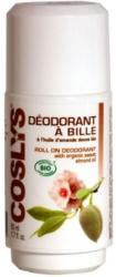 Coslys bio deo roll-on mandulaolajjal 50ml