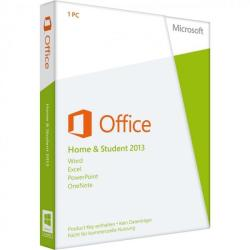 Microsoft Office 2013 Home & Student 32/64bit HUN (1 User) 79G-03713